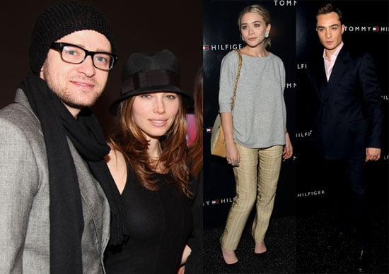 Photos of Ashley Olsen, Justin Timberlake, and Jessica ...