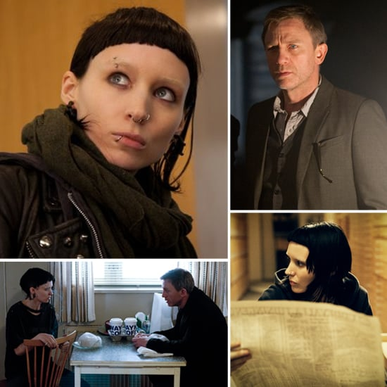 The Girl With the Dragon Tattoo Movie Pictures of Daniel Craig