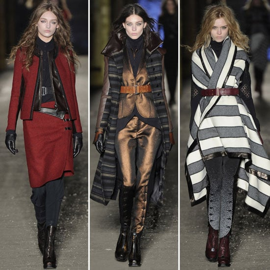 Runway Review and Pictures of Rag & Bone Fall 2012 New York Fashion Week Runway Show