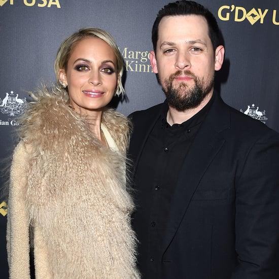 Nicole Richie and Joel Madden at G'Day LA Gala 2016