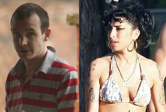 Amy Winehouse Returns To The UK After Two Months In St Lucia, While Blake Fielder-Civil Vows To Leave The Country