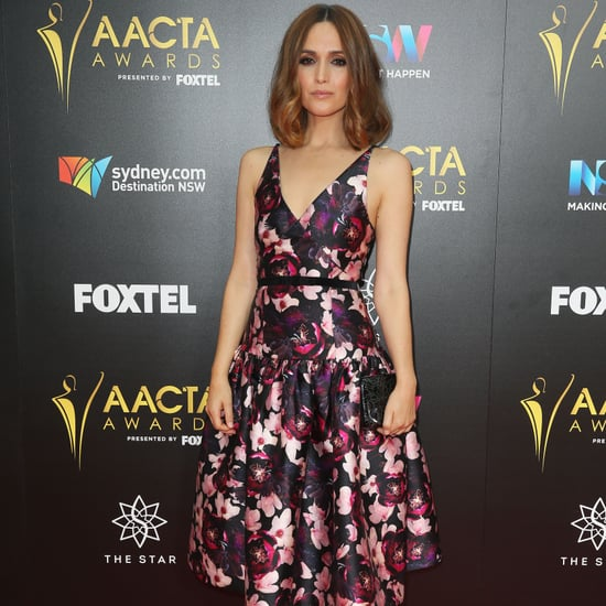 AACTA Awards Red Carpet Dresses 2016