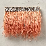 Anthropologie Feathered Fete Clutch ($98)