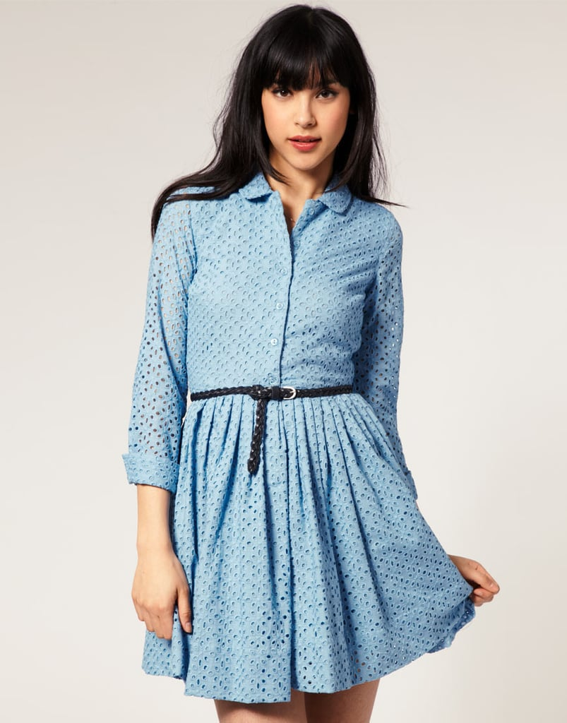 A Simple Shirtdress