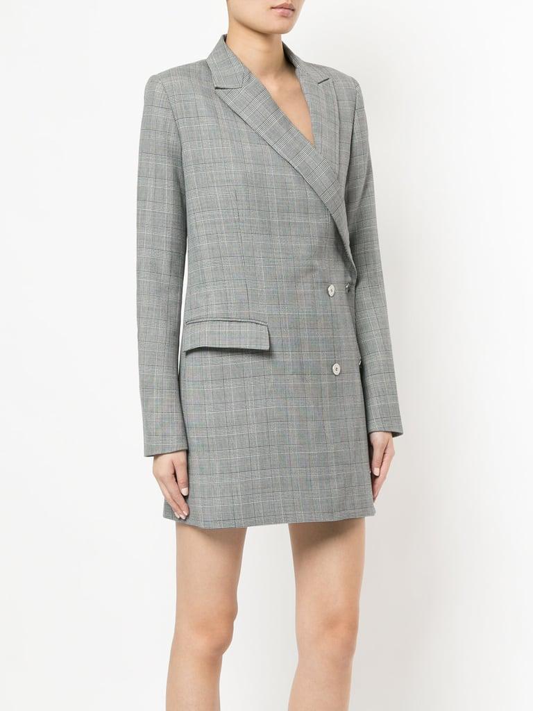 Dion Lee Checked Blazer Dress ($1,890)