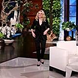 Kate McKinnon on The Ellen DeGeneres Show
