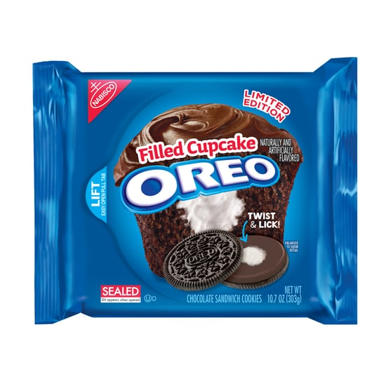 Filled Cupcake Oreo Flavor