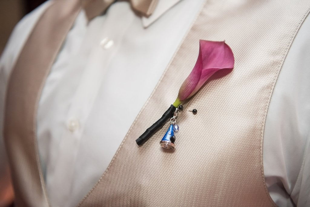 Boutonniere Charms