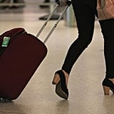 Fly through security by packing gadgets correctly.