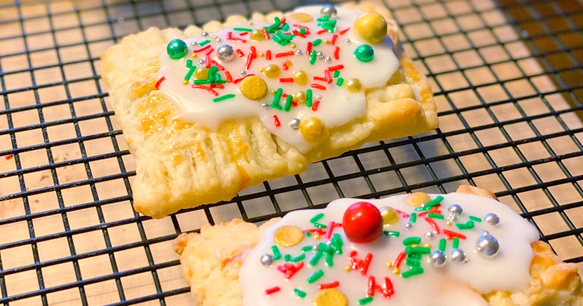 """These Homemade Pop-Tarts Earned a """"That Was the Best Thing I've Ever Eaten"""" Review"""