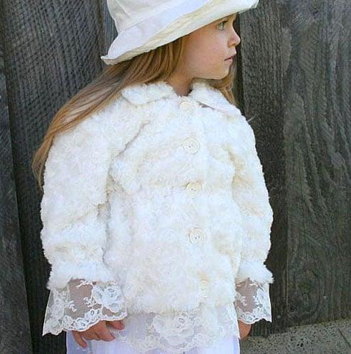 Posh Tot Coat