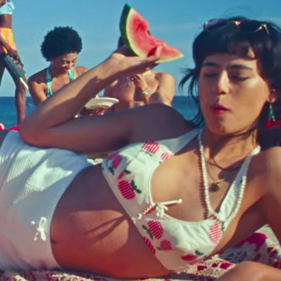 "Retro Swimsuits in Harry Styles's ""Watermelon Sugar"" Video"