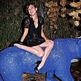 Pictures of Kelly Osbourne, Alexa Chung, Matthew Rhys