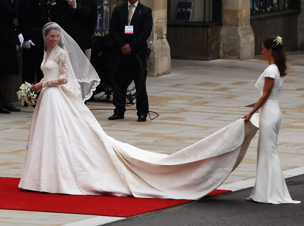 The 1 Reason Pippa Middleton Wont Choose A Wedding Gown Like Kates