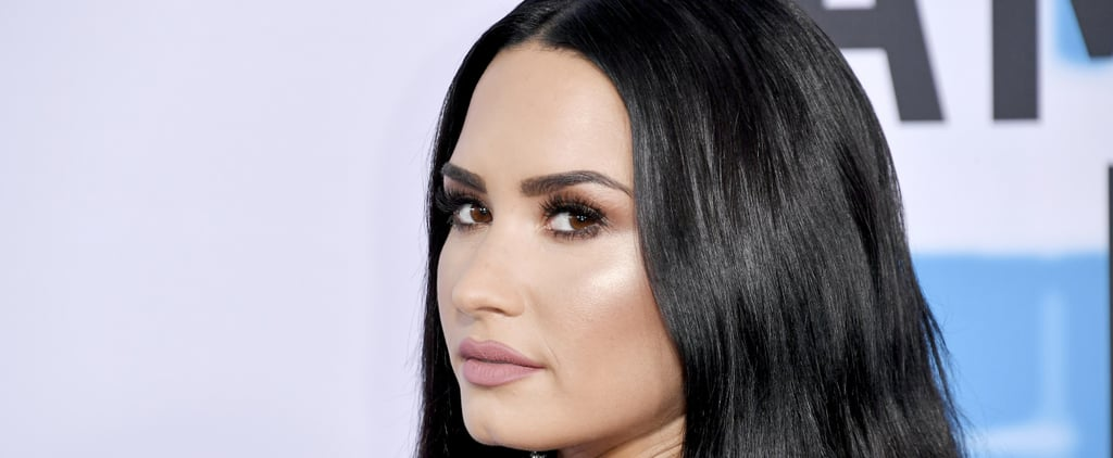 Demi Lovato's Extra, Extralong Hair Will Make You Never Want to Cut Yours Ever Again