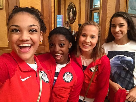 The Final Five Are Having the Best Time Ever at the White House Right Now