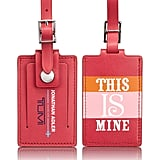 Jonathan Adler Travels With Tumi Luggage Tag ($49)