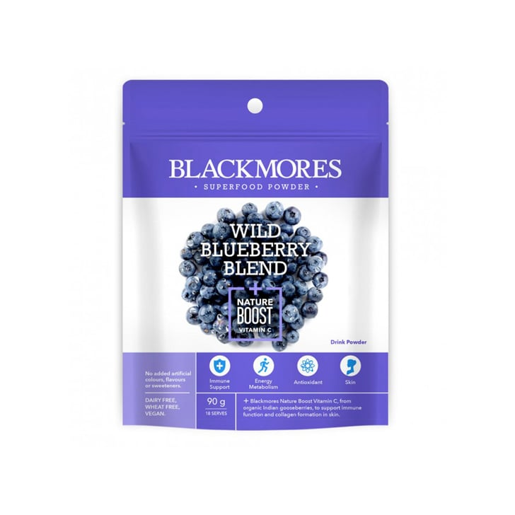 Blackmores Superfood Powder Wild Blueberry Blend, $19.99