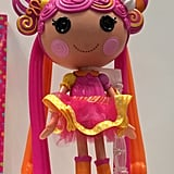 Stretchy Hair Lalaloopsy