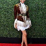 Storm Reid at the MTV Movie and TV Awards