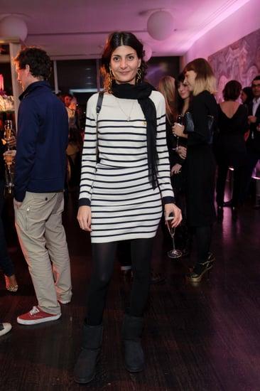 Giovanna Battaglia Has A Newfound (and Temporary) Affinity for UGGs