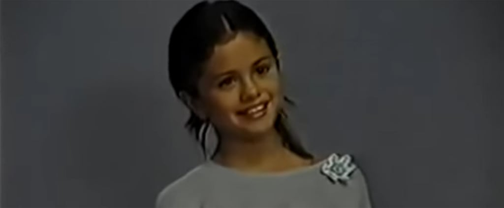 Selena Gomez Is as Cute Now as She Was in Her First Disney Audition at 11