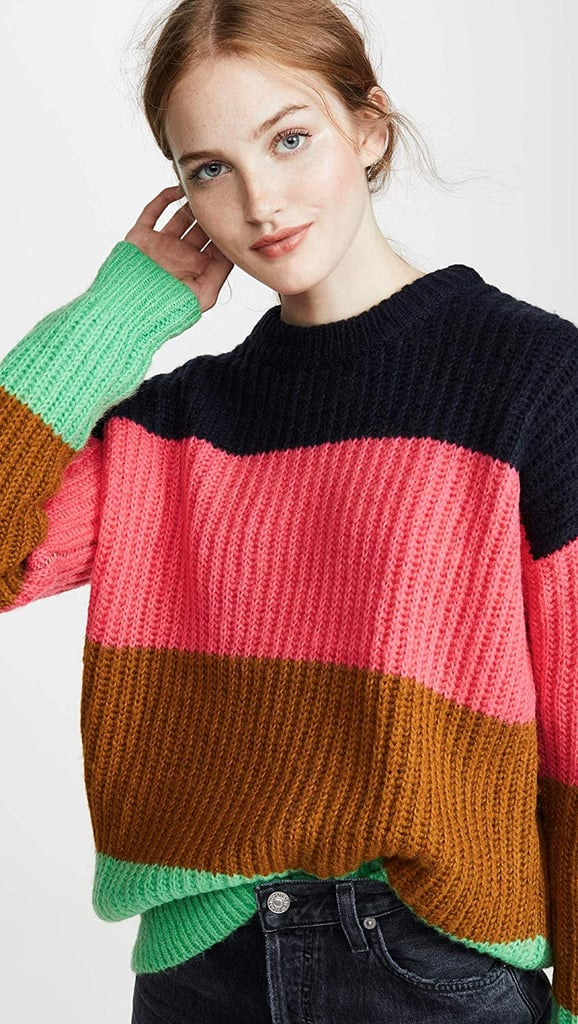 Scotch & Soda Maison Scotch Colorblock Sweater