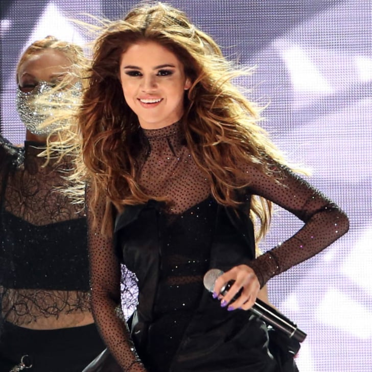 Selena Gomez Honey Blonde Hair June 2016 Popsugar Beauty Australia