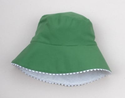 Sun Hat with Terry Cloth ($34)