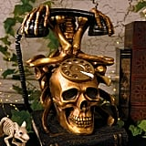 Animated Skull Telephone