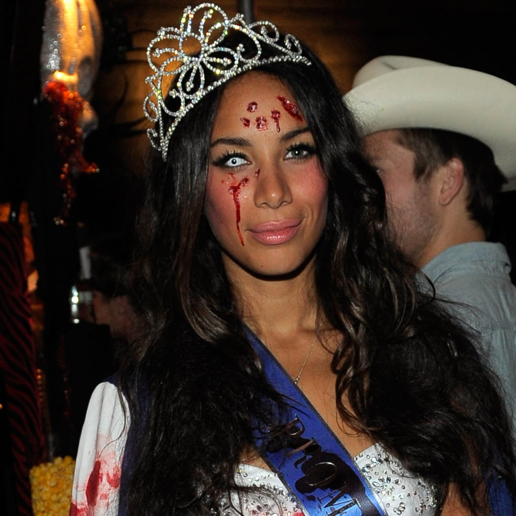 crazy celebrity halloween costumes | pictures | popsugar celebrity
