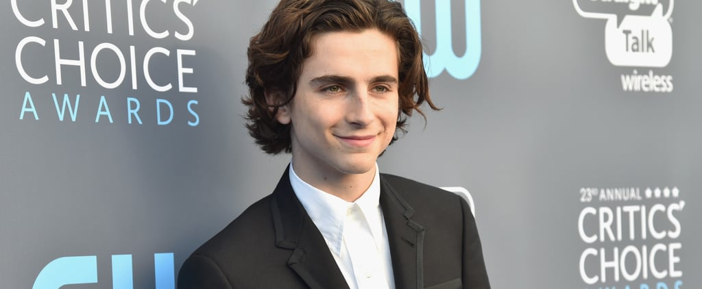 Timothee Chalamet Donating Salary From Woody Allen Film