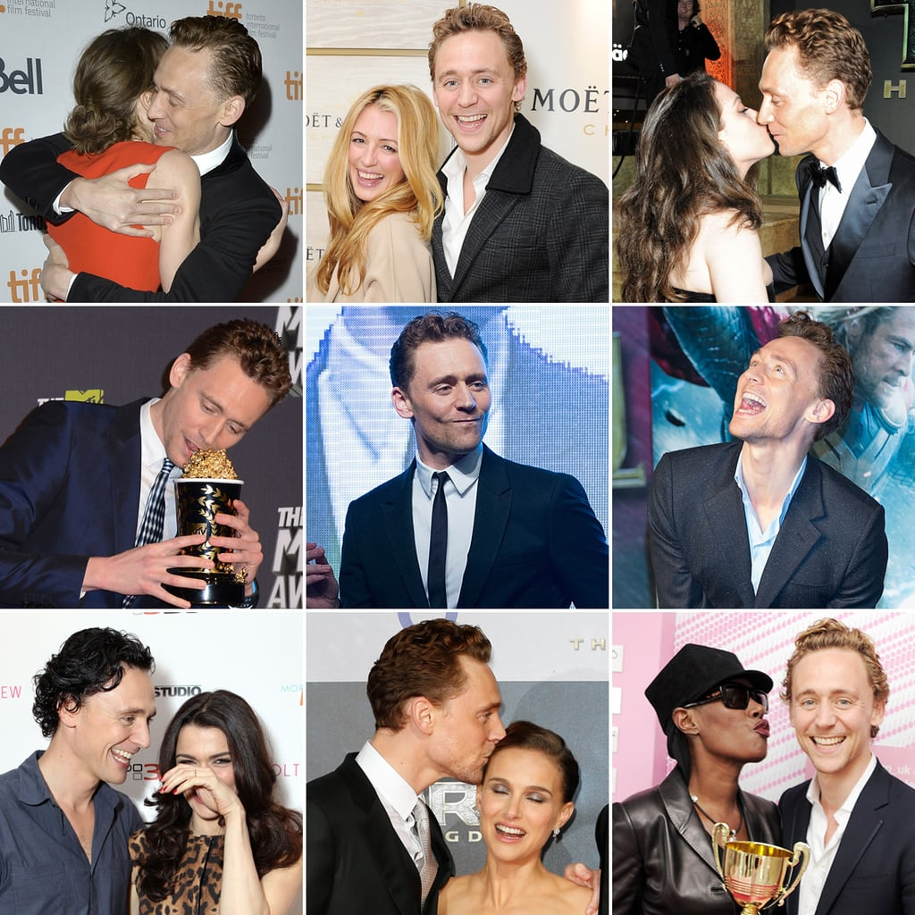 Take a Moment to Appreciate Tom Hiddleston's Hottest Moments