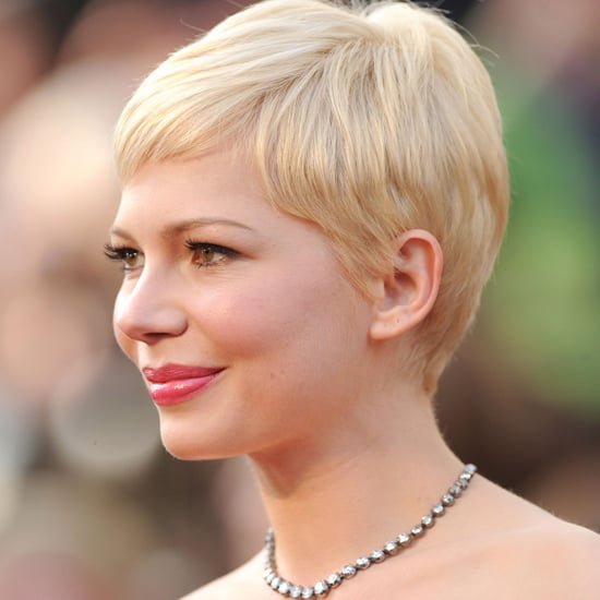 Michelle Williams' Hair and Makeup at the 2012 Oscars