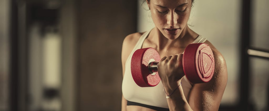 How Do I Work My Arms With Dumbbells?
