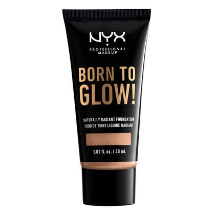 NYX Born to Glow! Naturally Radiant Foundation