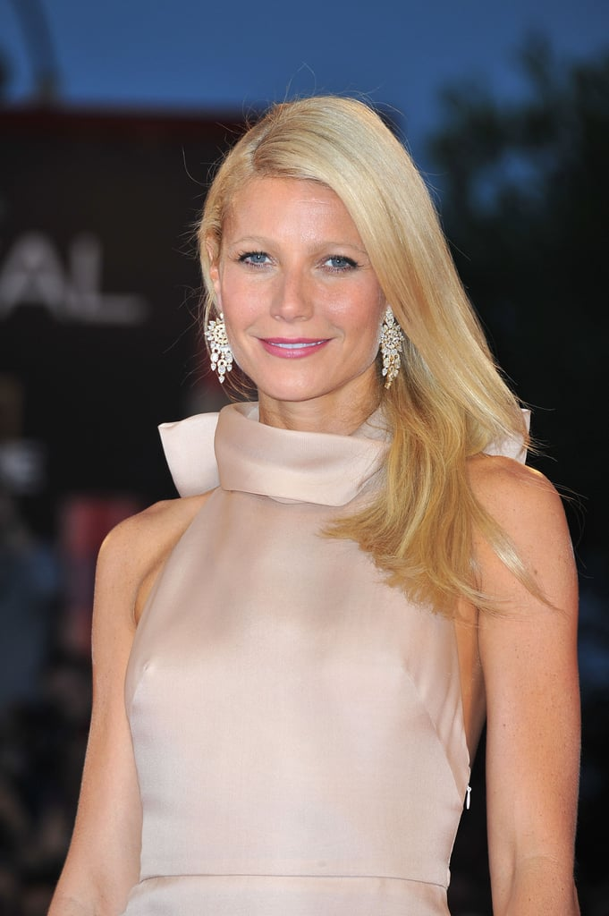 Gwyneth Paltrow at the Contagion premiere.