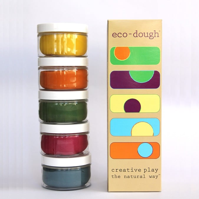 Eco Kids Eco-Dough ($24)