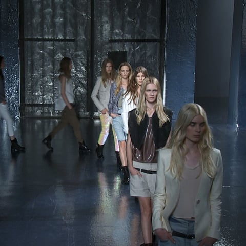 Theyskens Theory Spring 2012 Collection