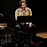 Jason Reitman attended the Film Independent & New York Times live reading of The Apartment in NYC.