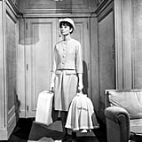 Audrey's Givenchy Suits Were Always Impeccably Tailored