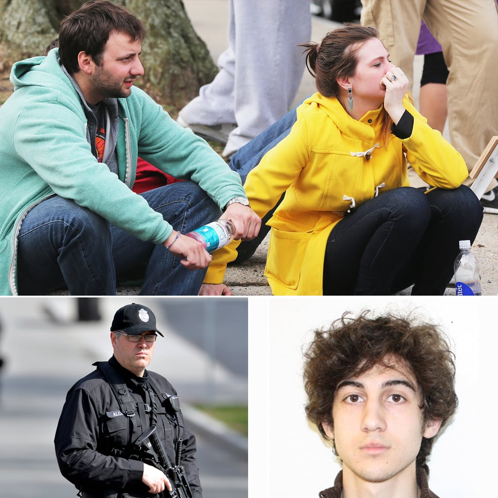 Boston Marathon Manhunt
