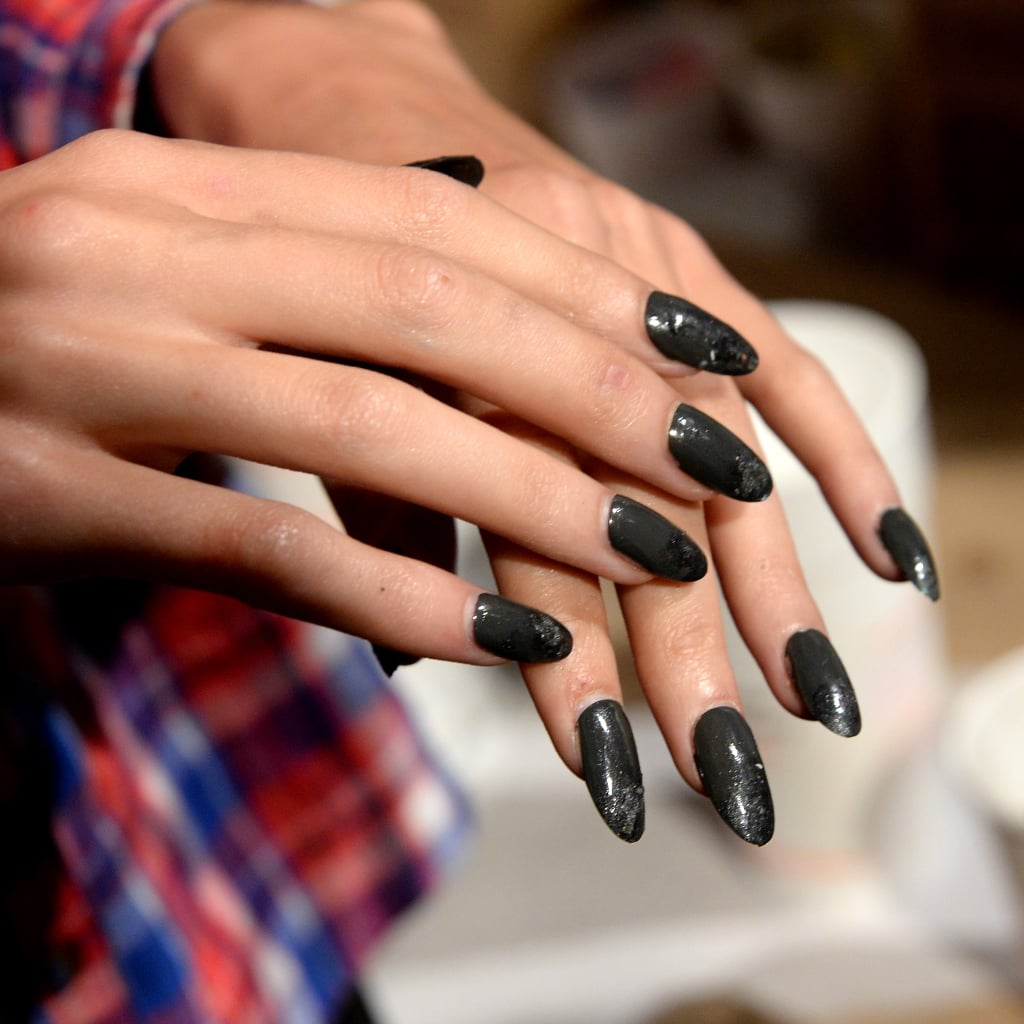 Copy the Nail Art Trends From the Spring 2015 Runways | POPSUGAR ...