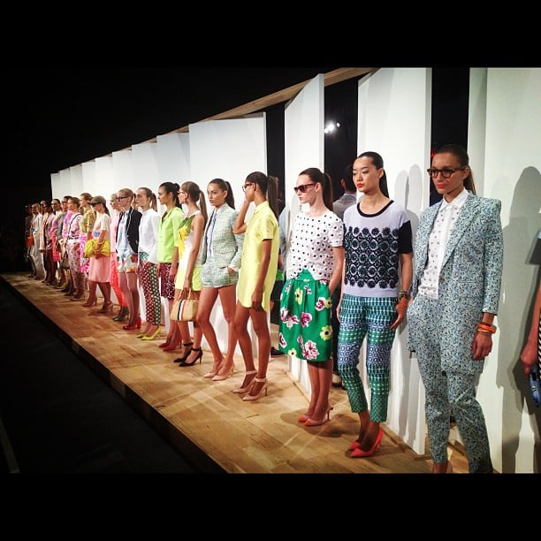 We loved the lineup at J.Crew.