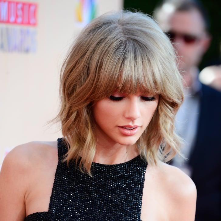 Taylor Swift Is Making The Mob Mullet Lob Happen Popsugar Beauty Uk