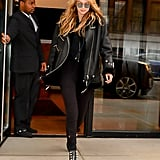 Gigi Hadid The Arrivals Jacket