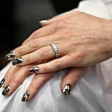 2020 Nail Art Trend: Metallic on Metallic