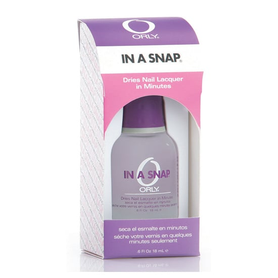 Orly In-A-Snap, $19.95