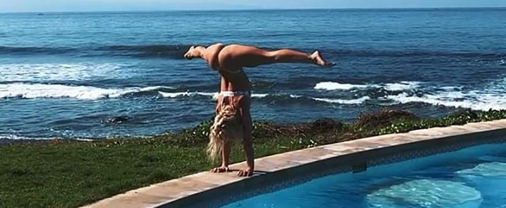Handstand Balancing Videos | Morgan Rose Moroney