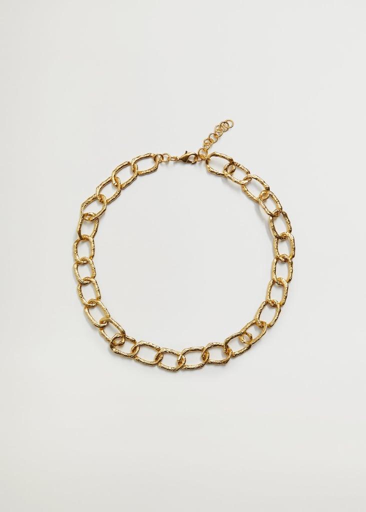 Mango XL Link Necklace